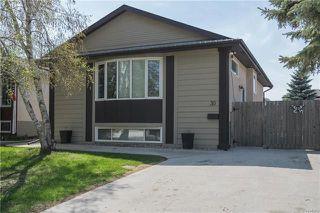 Photo 1: 30 Brookshire Street in Winnipeg: Lakeside Meadows Residential for sale (3K)  : MLS®# 1813738