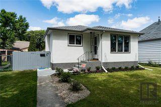 Photo 1: 787 Lorette Avenue in Winnipeg: Crescentwood Residential for sale (1B)  : MLS®# 1820221