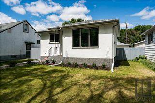 Photo 2: 787 Lorette Avenue in Winnipeg: Crescentwood Residential for sale (1B)  : MLS®# 1820221