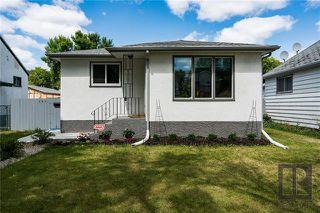 Photo 3: 787 Lorette Avenue in Winnipeg: Crescentwood Residential for sale (1B)  : MLS®# 1820221