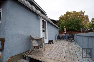 Photo 17: 326 Dumoulin Street in Winnipeg: St Boniface Residential for sale (2A)  : MLS®# 1826951