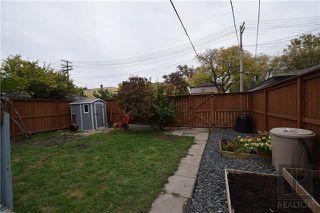 Photo 16: 326 Dumoulin Street in Winnipeg: St Boniface Residential for sale (2A)  : MLS®# 1826951