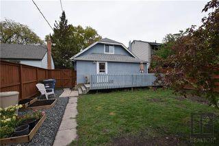 Photo 15: 326 Dumoulin Street in Winnipeg: St Boniface Residential for sale (2A)  : MLS®# 1826951