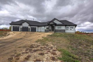 Main Photo: 2 ESTATE WAY Drive: Rural Sturgeon County House for sale : MLS®# E4132660