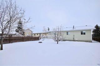 Photo 30: 158 Garwood Drive: Wetaskiwin House for sale : MLS®# E4133805