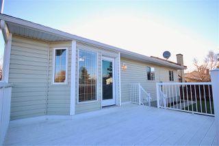 Photo 28: 158 Garwood Drive: Wetaskiwin House for sale : MLS®# E4133805