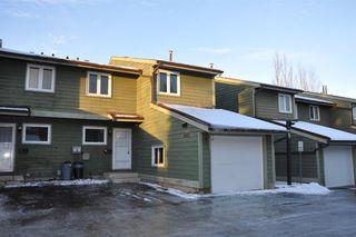 Main Photo: 16971 95 Street in Edmonton: Zone 28 Townhouse for sale : MLS®# E4136482