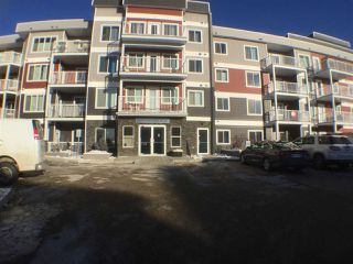 Main Photo: 223 1820 RUTHERFORD Road in Edmonton: Zone 55 Condo for sale : MLS®# E4137921