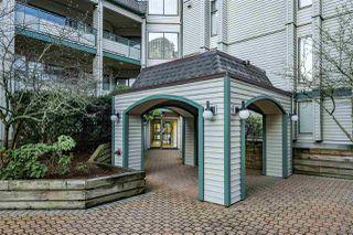 "Photo 20: 104 2915 GLEN Drive in Coquitlam: North Coquitlam Condo for sale in ""GLENBOROUGH"" : MLS®# R2332983"