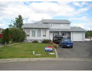 Photo 1: 5826 MOLEDO PL in Prince George: North Blackburn House for sale (PG City South East (Zone 75))  : MLS®# N195376