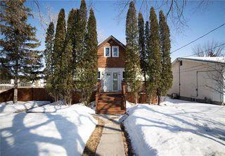 Photo 1: 691 Elmhurst Road in Winnipeg: Charleswood Residential for sale (1G)  : MLS®# 1905999