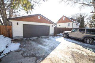 Photo 18: 691 Elmhurst Road in Winnipeg: Charleswood Residential for sale (1G)  : MLS®# 1905999
