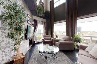 Photo 3: 504 10606 102 Avenue in Edmonton: Zone 12 Condo for sale : MLS®# E4149451