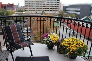 Photo 5: 504 10606 102 Avenue in Edmonton: Zone 12 Condo for sale : MLS®# E4149451