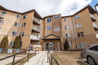 Main Photo: 411 835 Adsum Drive in Winnipeg: Meadows West Condominium for sale (4L)  : MLS®# 1908100