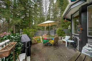 "Photo 20: 132 2998 ROBSON Drive in Coquitlam: Westwood Plateau Townhouse for sale in ""FOXRUN"" : MLS®# R2360529"