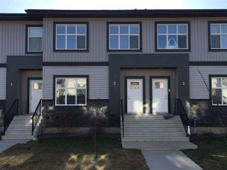 Main Photo: 2 20 VANDERBILT Common: Spruce Grove Townhouse for sale : MLS®# E4153785