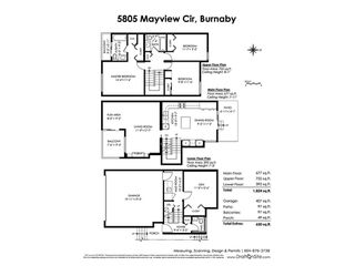 "Photo 20: 5805 MAYVIEW Circle in Burnaby: Burnaby Lake Townhouse for sale in ""ONE ARBOURLANE"" (Burnaby South)  : MLS®# R2363795"
