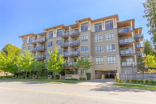"Main Photo: 311 15388 105 Avenue in Surrey: Guildford Condo for sale in ""G3 RESIDENCES"" (North Surrey)  : MLS®# R2369148"
