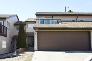 Photo 1: 111 GRANDIN Wood: St. Albert Townhouse for sale : MLS®# E4160897