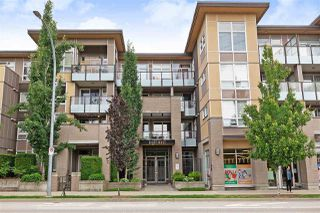 Photo 1: 309 55 EIGHTH Avenue in New Westminster: GlenBrooke North Condo for sale : MLS®# R2378357