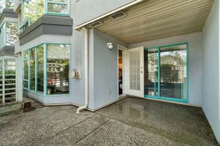 "Photo 18: 111 1966 COQUITLAM Avenue in Port Coquitlam: Glenwood PQ Condo for sale in ""PORTICA WEST"" : MLS®# R2378448"