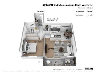 "Photo 14: 204 241 ST. ANDREWS Avenue in North Vancouver: Lower Lonsdale Condo for sale in ""Woodburn Place"" : MLS®# R2382570"