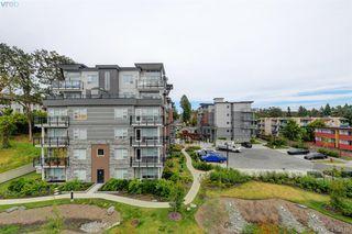 Photo 21: 406 3333 Glasgow Avenue in VICTORIA: SE Quadra Condo Apartment for sale (Saanich East)  : MLS®# 413018