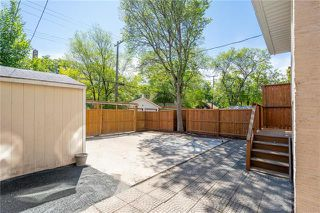 Photo 19: 163 Arlington Street in Winnipeg: Wolseley Residential for sale (5B)  : MLS®# 1917311