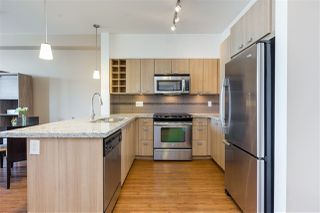 "Photo 1: 205 709 TWELFTH Street in New Westminster: Moody Park Condo for sale in ""The Shift"" : MLS®# R2396637"
