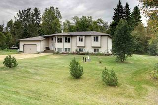 Photo 1: 52423 RGE RD 20: Rural Parkland County House for sale : MLS®# E4173970