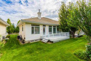 Photo 27: 6 1008 BUTTERWORTH Point in Edmonton: Zone 14 House Half Duplex for sale : MLS®# E4188145