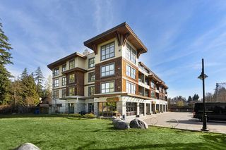 "Photo 1: 405 3732 MT SEYMOUR Parkway in North Vancouver: Indian River Condo for sale in ""Natures cove"" : MLS®# R2447094"