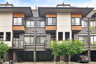 """Main Photo: 13 7811 209 Street in Langley: Willoughby Heights Townhouse for sale in """"EXCHANGE"""" : MLS®# R2458698"""