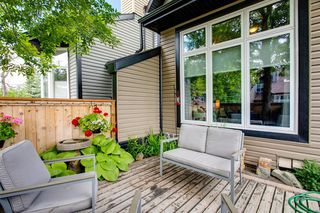 Photo 36: 7 12625 24 Street SW in Calgary: Woodbine Row/Townhouse for sale : MLS®# A1012796