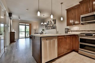 """Photo 2: A307 20716 WILLOUGHBY TOWN CENTRE Drive in Langley: Willoughby Heights Condo for sale in """"Yorkson Downs"""" : MLS®# R2476051"""