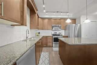 """Photo 4: 316 2627 SHAUGHNESSY Street in Port Coquitlam: Central Pt Coquitlam Condo for sale in """"VILLAGIO"""" : MLS®# R2503759"""
