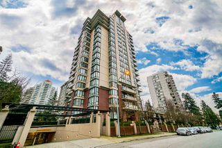 "Photo 1: 901 720 HAMILTON Street in New Westminster: Uptown NW Condo for sale in ""Generations"" : MLS®# R2523641"