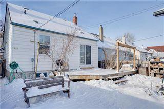 Photo 22: 467 Arlington Street in Winnipeg: Residential for sale (5A)  : MLS®# 202100089