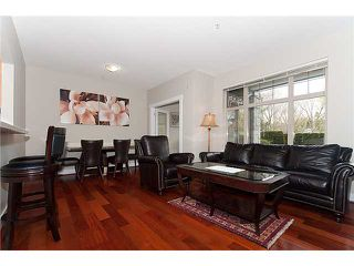 "Photo 3: 110 4885 VALLEY Drive in Vancouver: Quilchena Condo for sale in ""MACLURE HOUSE"" (Vancouver West)  : MLS®# V881383"