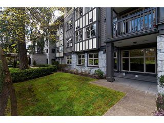 "Photo 7: 110 4885 VALLEY Drive in Vancouver: Quilchena Condo for sale in ""MACLURE HOUSE"" (Vancouver West)  : MLS®# V881383"