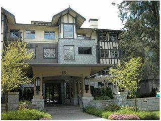 "Photo 1: 110 4885 VALLEY Drive in Vancouver: Quilchena Condo for sale in ""MACLURE HOUSE"" (Vancouver West)  : MLS®# V881383"