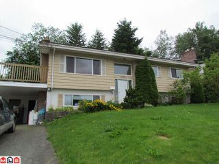 Main Photo: 32658 BEVAN Avenue in Abbotsford: Abbotsford West House for sale : MLS®# F1114930