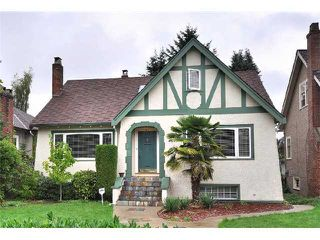 Main Photo: 4679 W 13TH Avenue in Vancouver: Point Grey House for sale (Vancouver West)  : MLS®# V923487