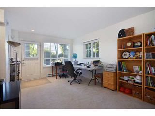 Photo 10: 2580 West Mall in Vancouver: University VW Townhouse for sale (Vancouver West)  : MLS®# v995181