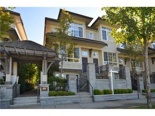 Photo 1: 2580 West Mall in Vancouver: University VW Townhouse for sale (Vancouver West)  : MLS®# v995181