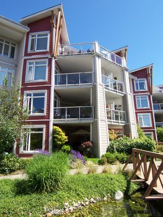 Photo 21: #106 - 4211 Bayview St. in Richmond: Steveston South Condo for sale : MLS®# V1008368