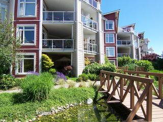 Photo 1: #106 - 4211 Bayview St. in Richmond: Steveston South Condo for sale : MLS®# V1008368