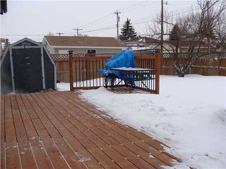 Photo 18: 956 MARPOLE Road NE in CALGARY: Marlborough Residential Detached Single Family for sale (Calgary)  : MLS®# C3595046