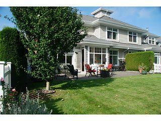 """Photo 2: 60 5900 FERRY Road in Ladner: Neilsen Grove Townhouse for sale in """"CHESAPEAKE LANDING"""" : MLS®# V1044260"""